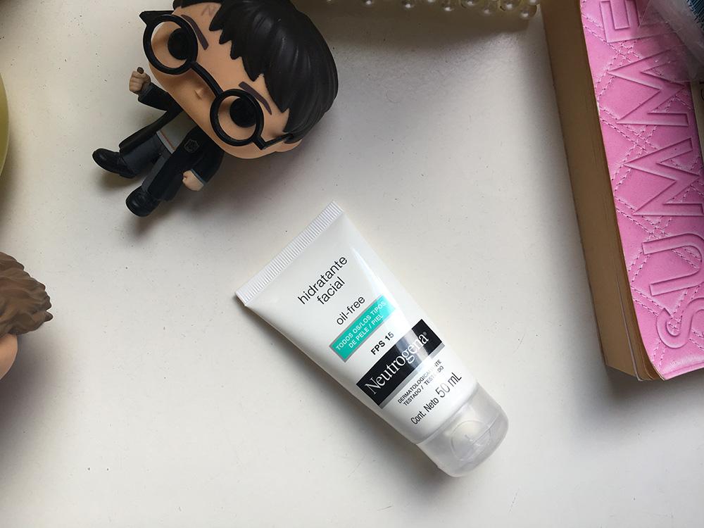 Hidratante Facial Oil-Free Neutrogena