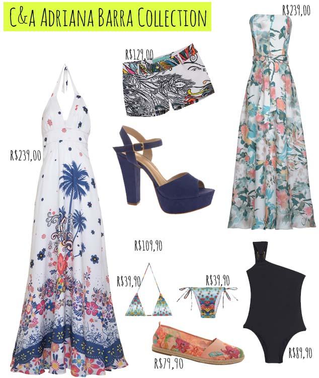 Collection Adriana Barra C&a