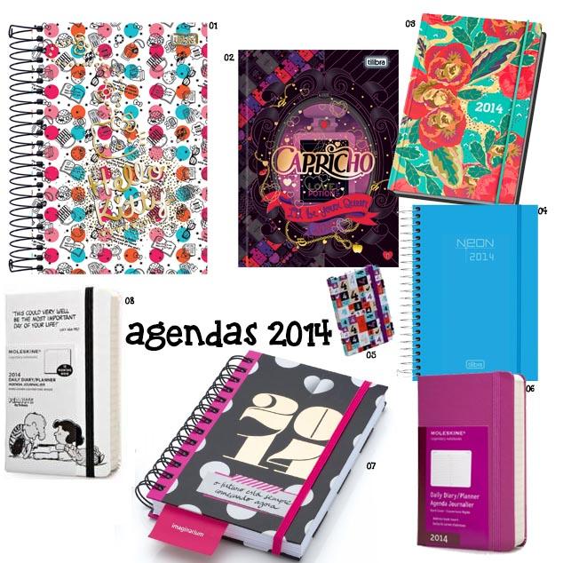 agendas para 2014