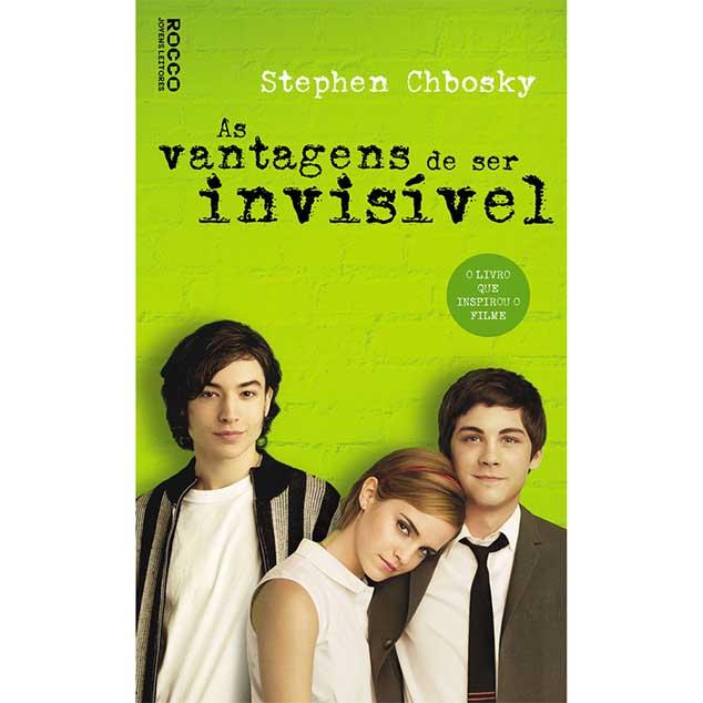 As Vantagens de Ser Invisível resenha livro