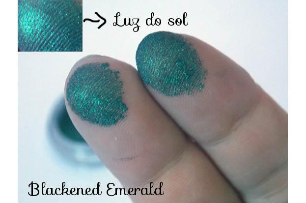 sombra blackened emerald - the body needs