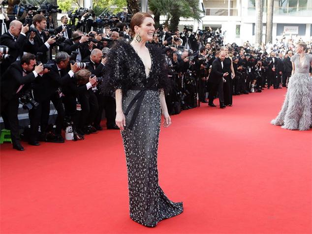 Julianne Moore Cannes 2015