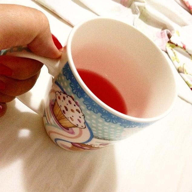 chá hibisco emagrecer