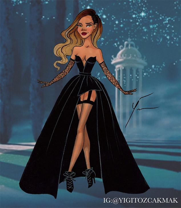 Disney Diva Rihanna