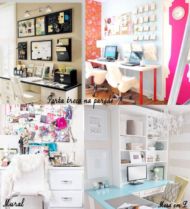 Home Office para inspirar