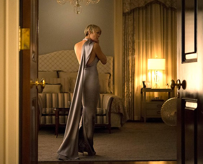 Looks Claire Underwood