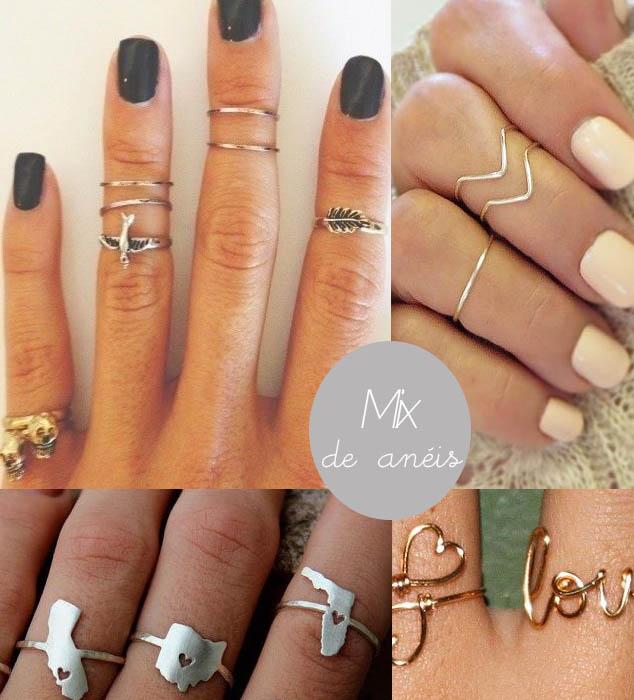 Mix de anéis