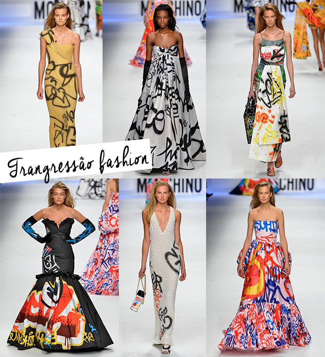 Moschino - Milão Fashion Week 2015