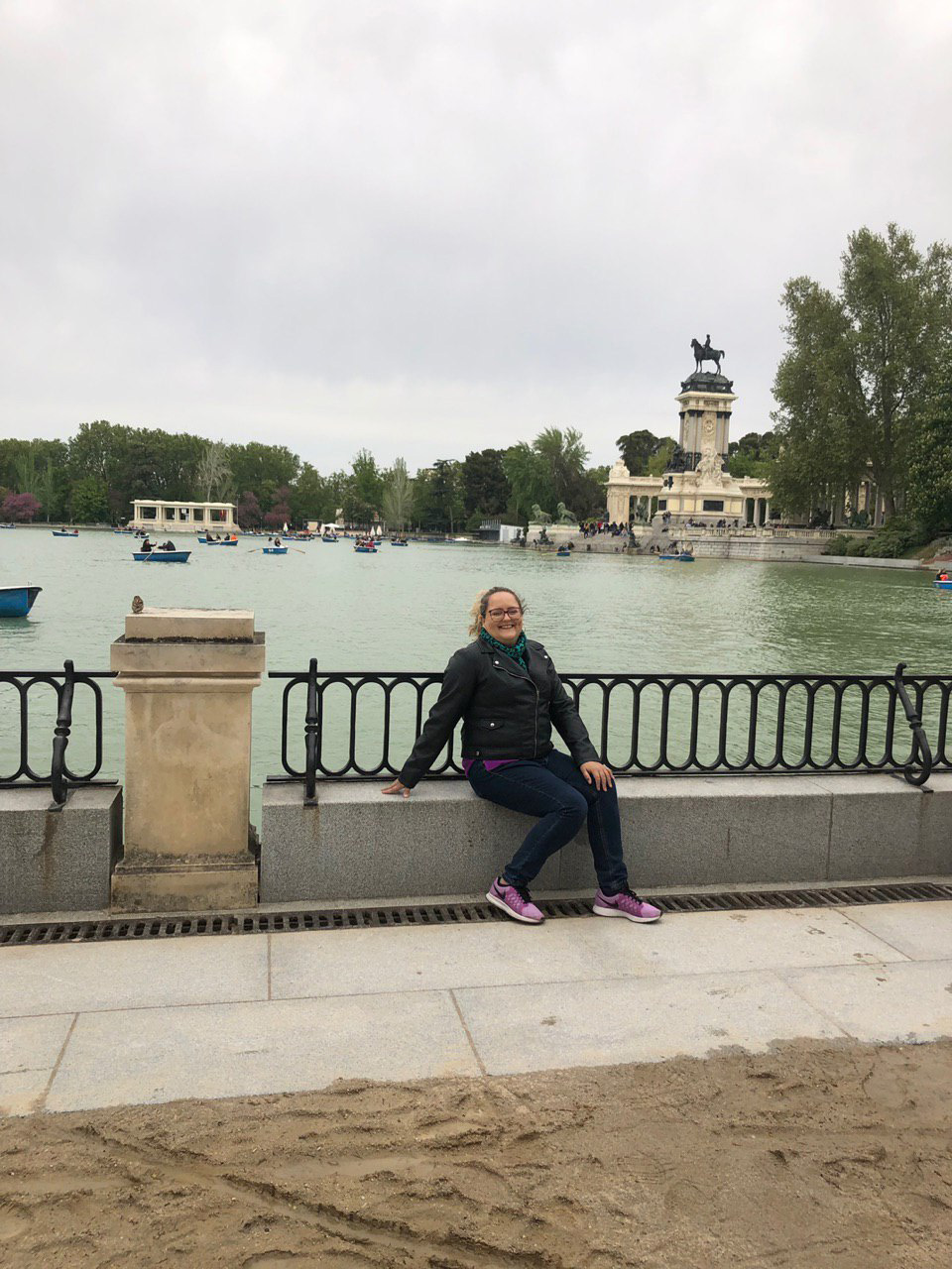 Parque do Retiro - Madrid