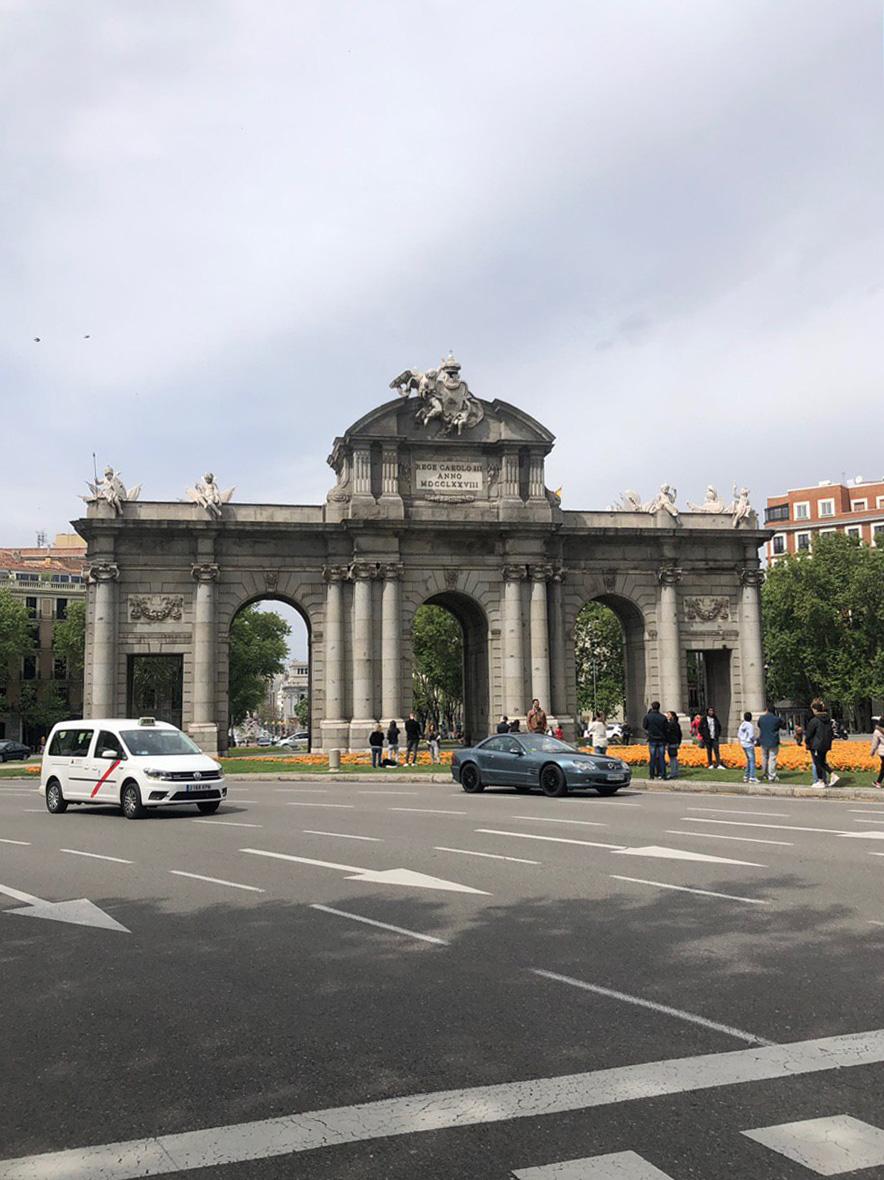 Puerta Alcalá - Madrid