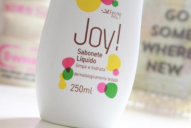 Sabonete líquido Joy! Acalmar