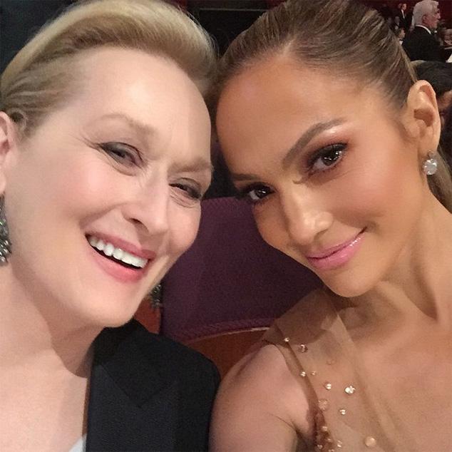 Meryl e JLo