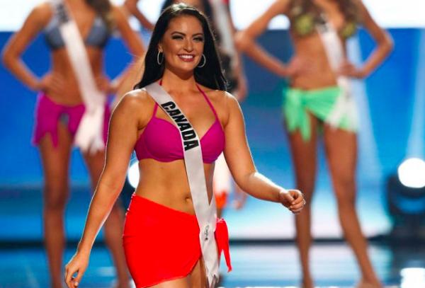 Siera Bearchell - Miss Canadá 2016