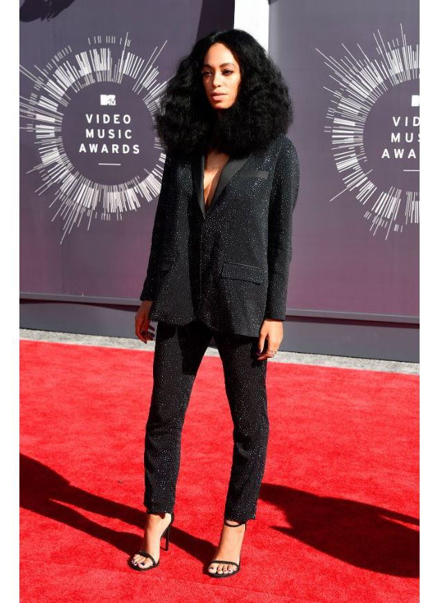 Solange Knowles terno